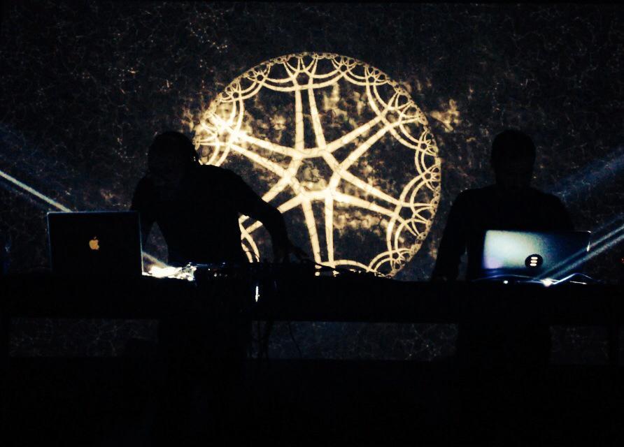 Mateo Murphy and EWERX at MUTEK_IMG 2013
