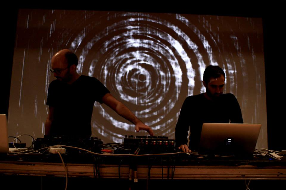 Mateo Murphy and EWERX at MUTEK_IMG 2013